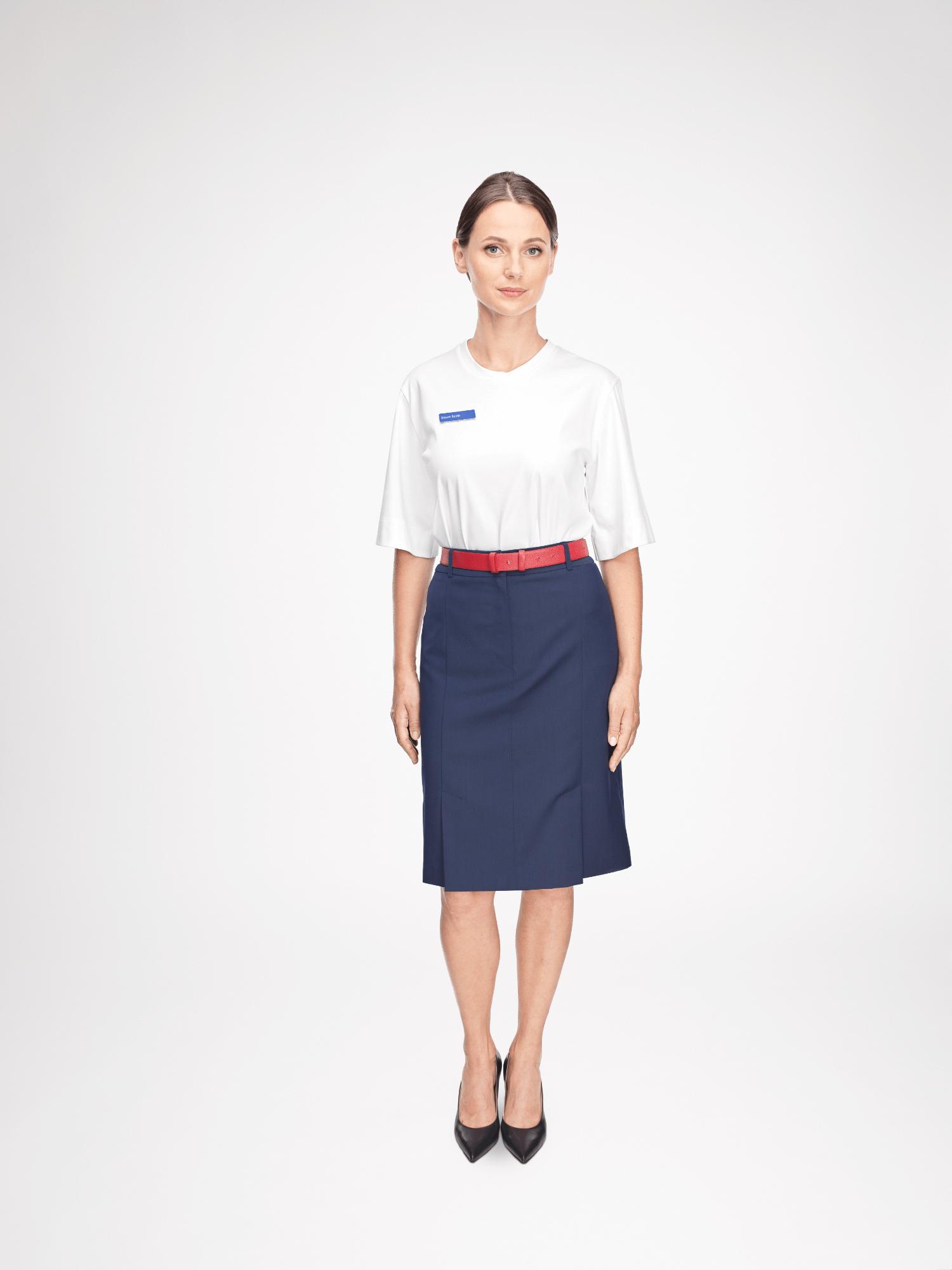 Trapecinis sijonas